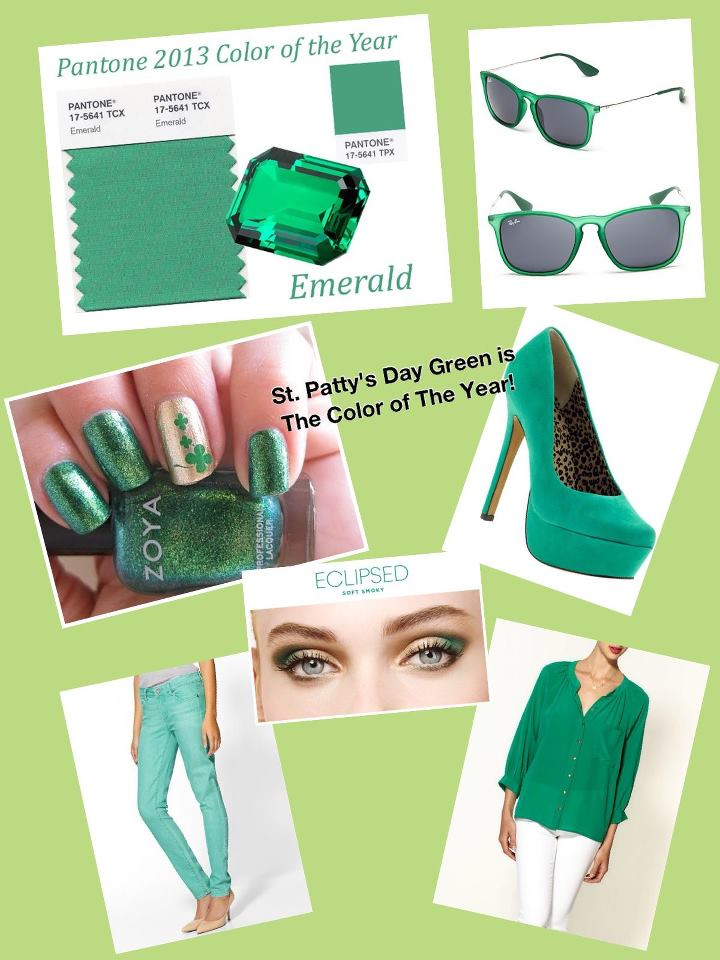 Looking Godd For St. Patty'sDay